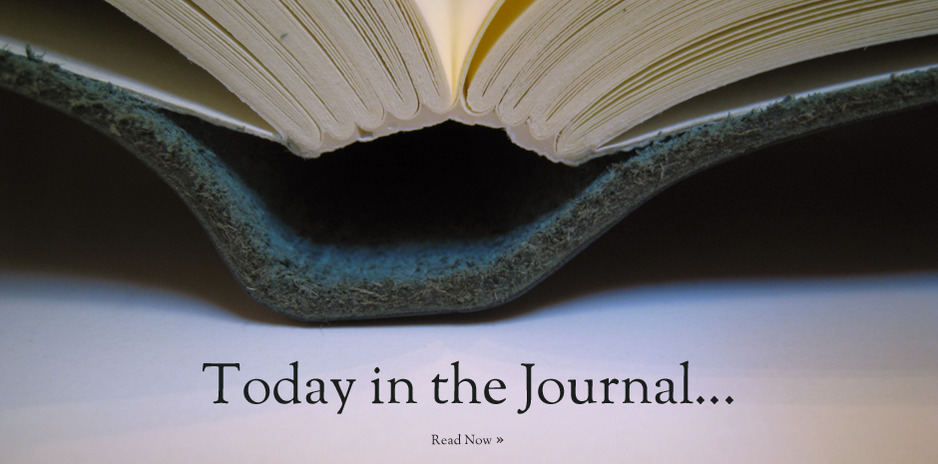 Todayinthejournal